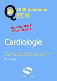 1000 questions ECN cardiologie