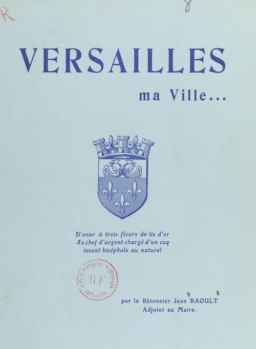 Versailles  - Jean Raoult