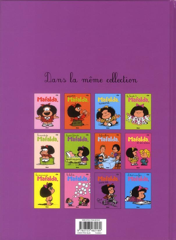 Mafalda t.11 ; Mafalda s'en va