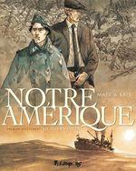 Vente EBooks : Notre Amérique T.1 ; quitter l'hiver  - Maël - Kris