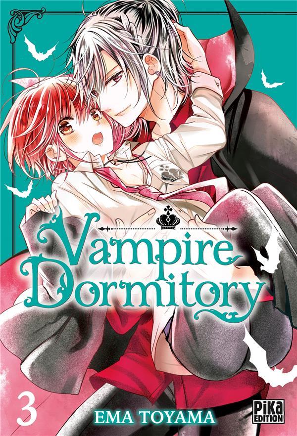 Vampire dormitory T.3