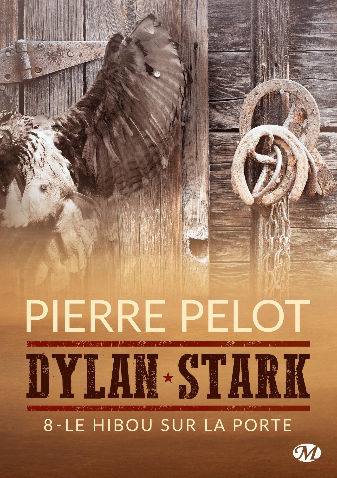 Dylan Stark T.8 ; le hibou sur la porte