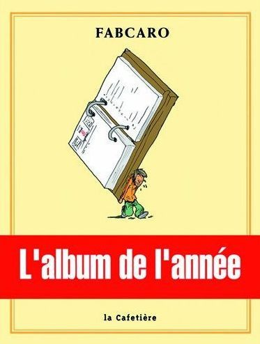 L'ALBUM DE L'ANNEE