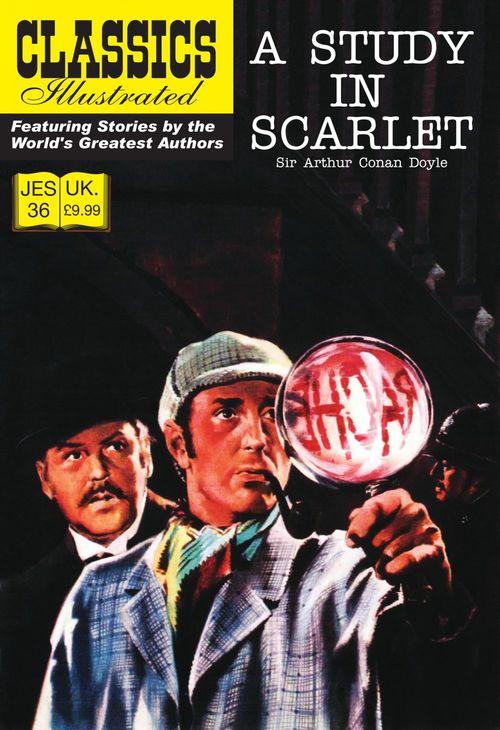 A Study in Scarlet JES 36