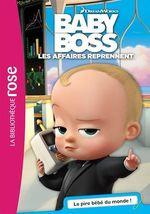 Vente EBooks : Baby Boss 01 - Le pire bébé du monde !  - Universal Studios