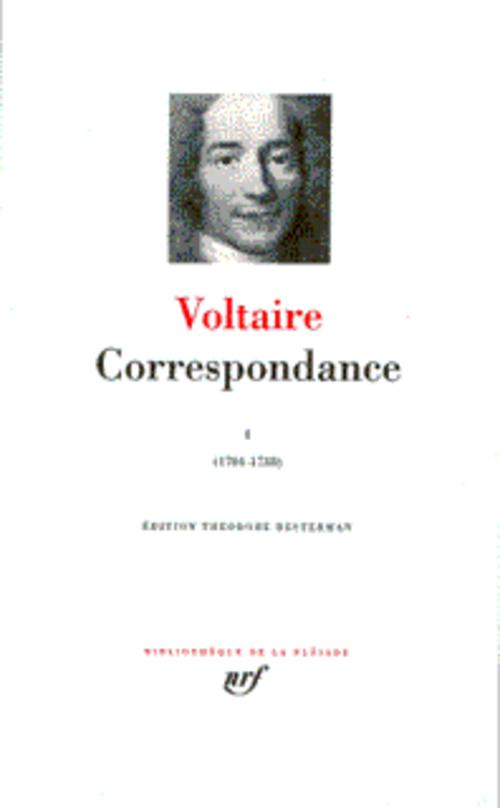 CORRESPONDANCE T.4  -  JANVIER 1754 - DECEMBRE 1757