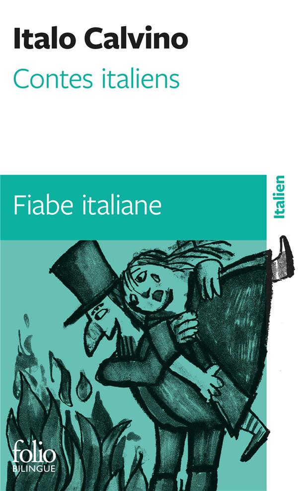 Contes Italiens/ Fiabe Italiane