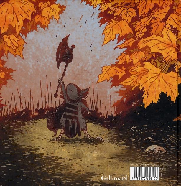 Légendes de la Garde ; automne 1152