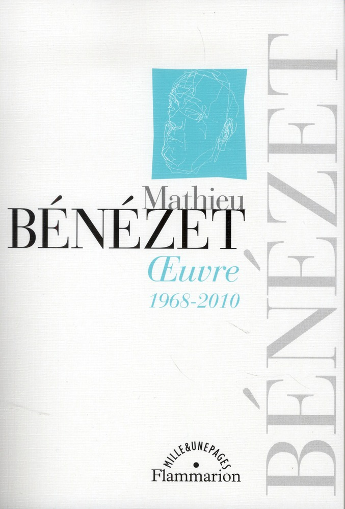 Oeuvre 1968-2010