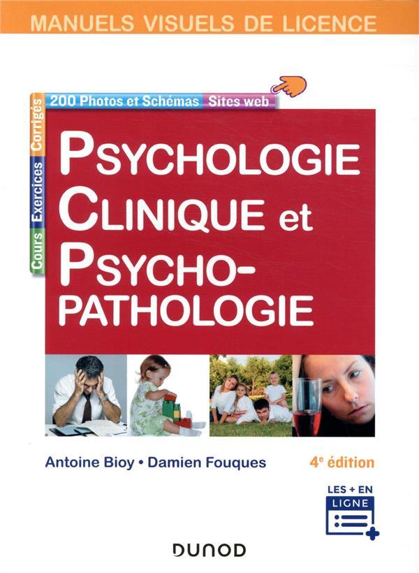 Psychologie clinique et psychopathologie (4e édition)
