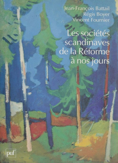 Vente Livre Numérique : Iad - societes scandinaves de la reforme  - Régis Boyer  - Vincent Fournier  - Jean-françois Battail  - Battail  - Fourni