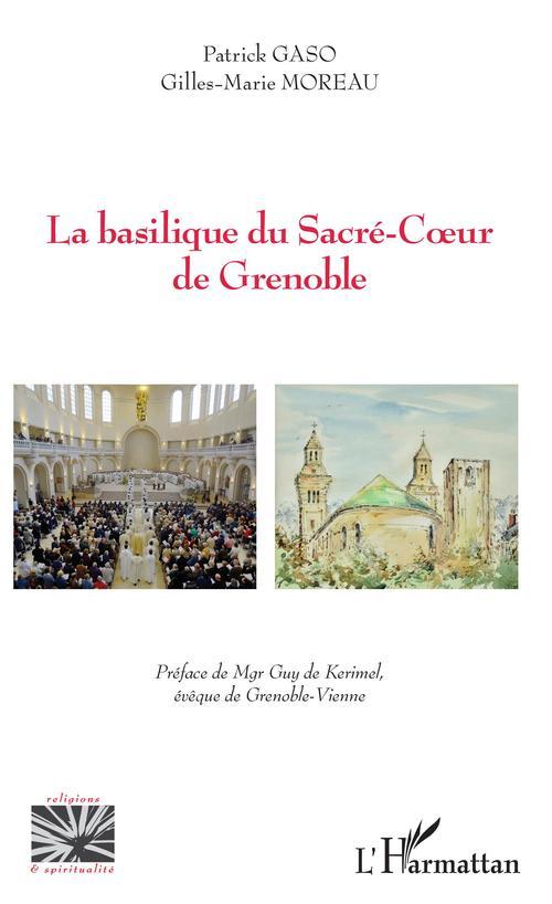 La basilique du Sacré-Coeur de Grenoble