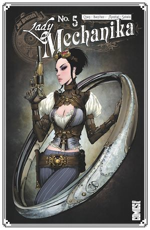 Lady Mechanika T.5
