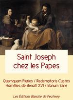Vente Livre Numérique : Saint Joseph chez les Papes  - Jean Paul II - Benoît XVI - Leon Xiii - Benoit Xv