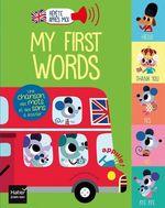 Vente Livre Numérique : Répète après moi - My first words 1/3 ans  - Madeleine Deny