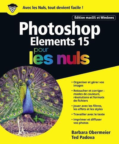 OBERMEIER BARBARA - PHOTOSHOP ELEMENTS 15 POUR LES