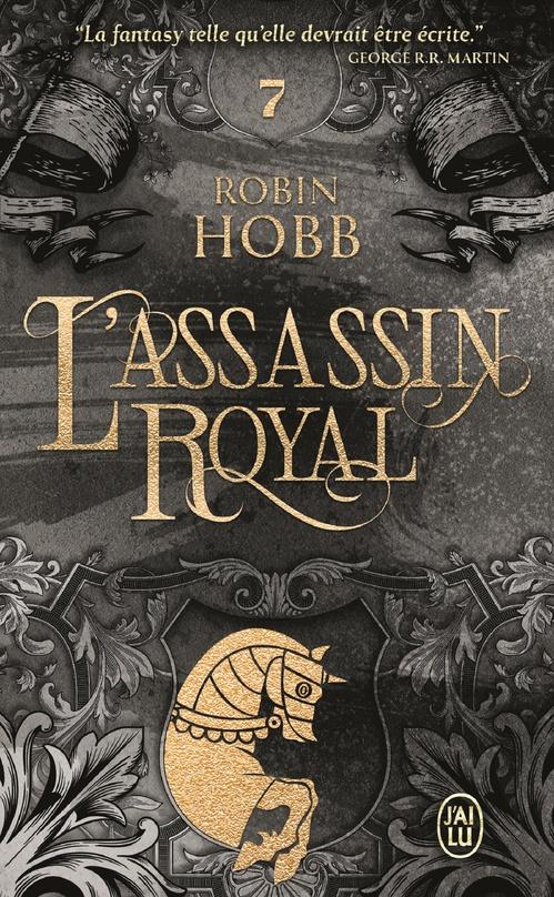 L'assassin royal T.7 ; le prophète blanc