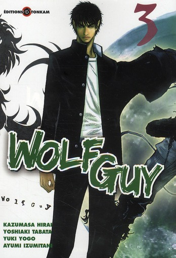 Wolf guy t.3