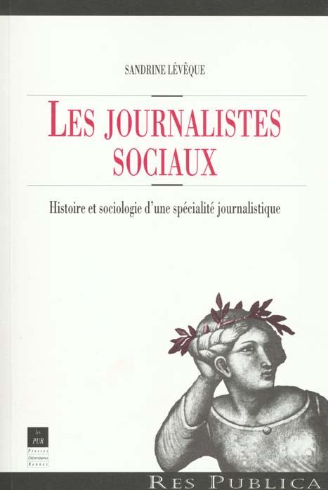 Journalistes sociaux