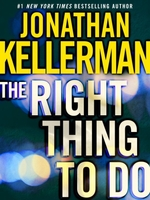 Vente Livre Numérique : The Right Thing to Do (Short Story)  - Jonathan Kellerman