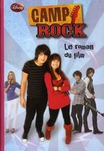 Couverture de Camp rock ; le roman du film