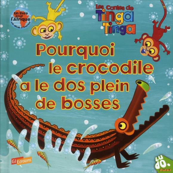 Pourquoi le crocodile a des bosses sur le dos