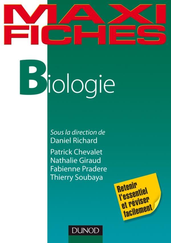 Biologie En 50 Fiches