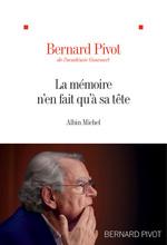 Vente Livre Numérique : La Mémoire n'en fait qu'à sa tête  - Bernard Pivot