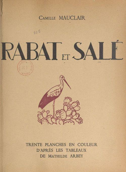 Rabat et Salé