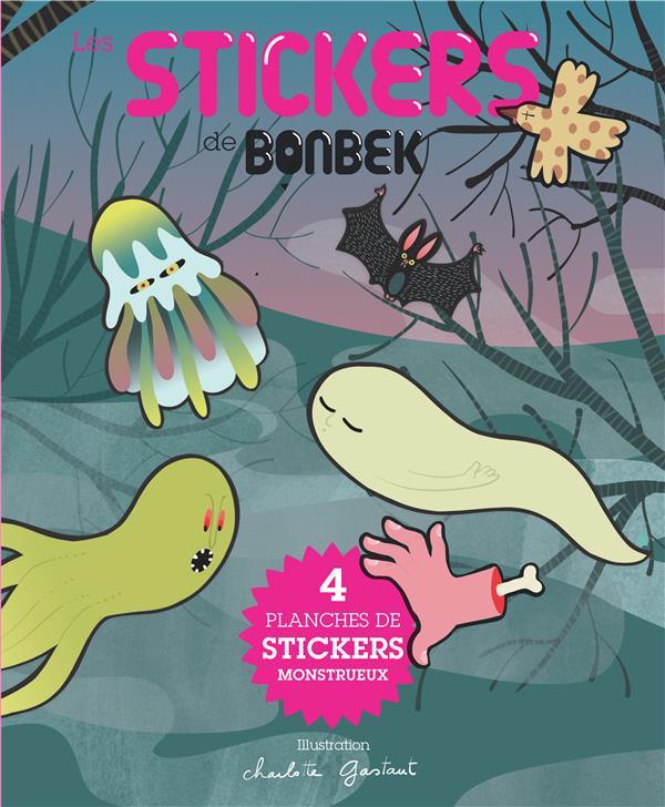 Les stickers de bonbek