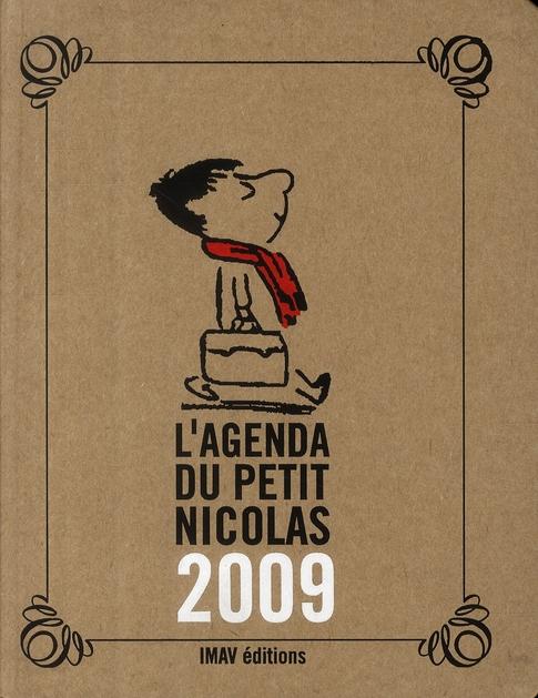 L'agenda du petit Nicolas 2009