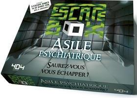 Escape box ; asile psychiatrique