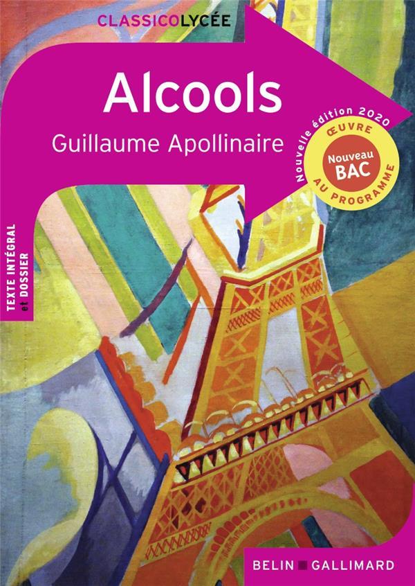Alcools (édition 2020)