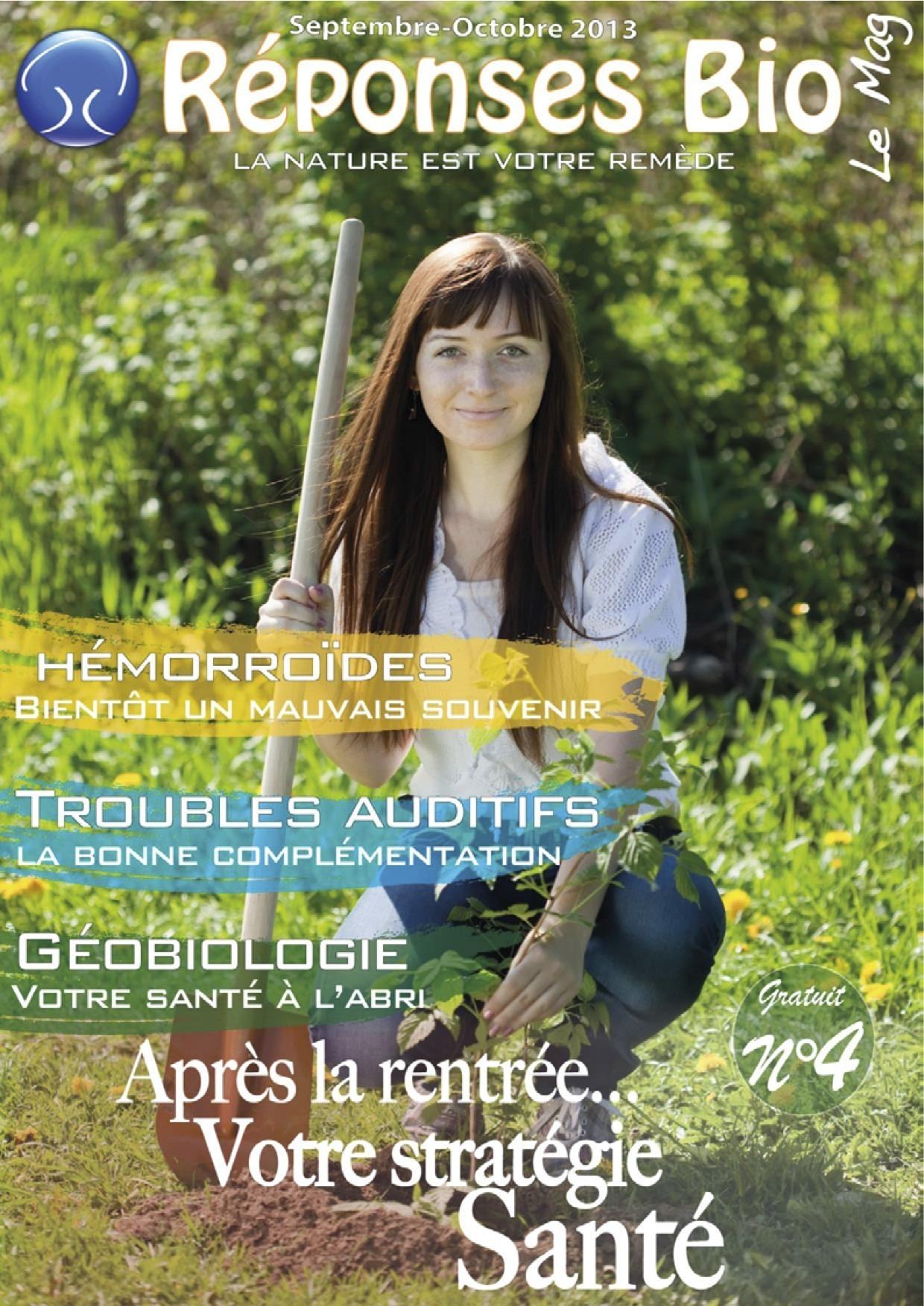 Réponses Bio - Le Mag N°4