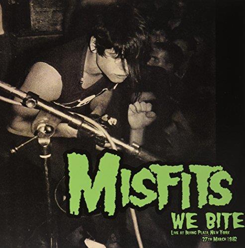 we bite: live at Irving Plaza New York 1982 - FM Broadcast