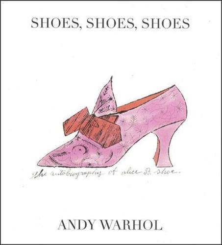 Andy warhol shoes shoes shoes /anglais