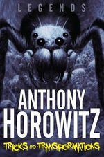 Vente Livre Numérique : Tricks and Transformations  - Anthony Horowitz