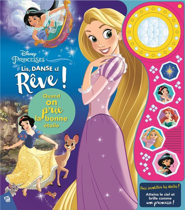 Disney Princesses ; lis, danse et rêve !