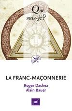 Vente EBooks : La franc-maçonnerie  - Alain Bauer - Roger Dachez