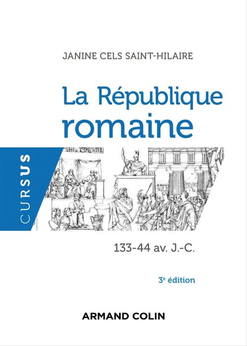 La République romaine.