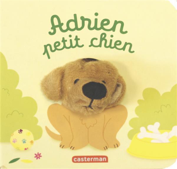 ADRIEN LE PETIT CHIEN Chetaud H