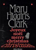 Couverture de Joyeux noel, merry christmas