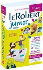 Dictionnaire le Robert junior ; CE, CM, 6e ; 7-11 ans