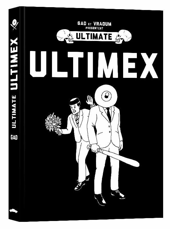 Ultimex ; INTEGRALE T.1 A T.3 ; Ultimate ultimex