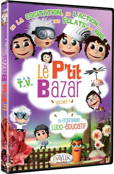 Le P'tit bazar Volume 4