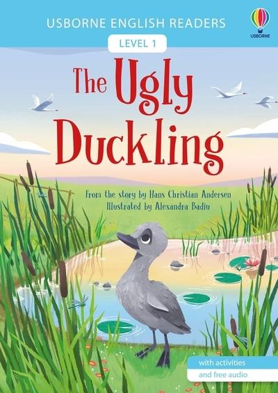 the ugly duckling : english readers : level 1