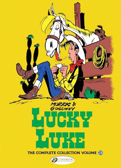 Lucky Luke ; INTEGRALE VOL.3