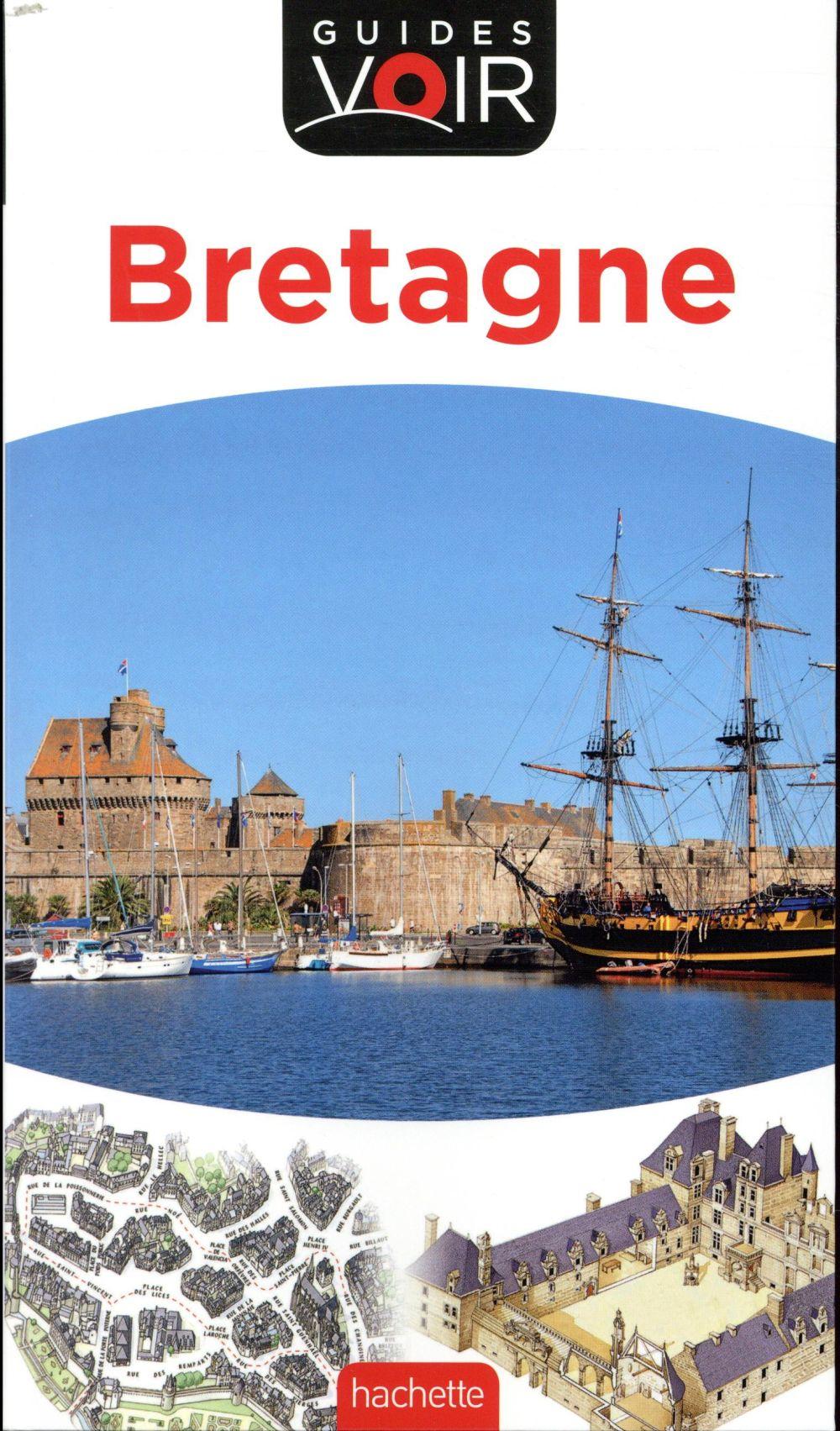 Guides voir ; Bretagne