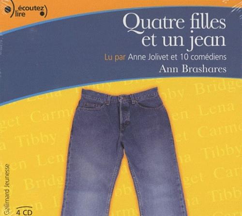 quatre filles et un jean t.1 ; le premier été