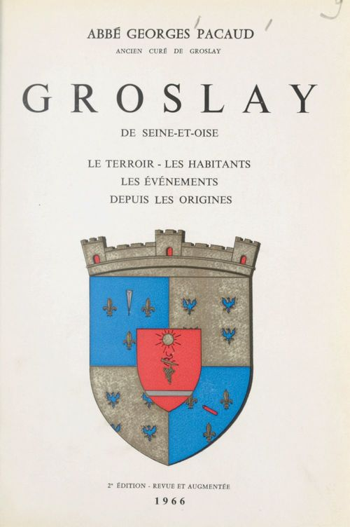 Groslay de Seine-et-Oise